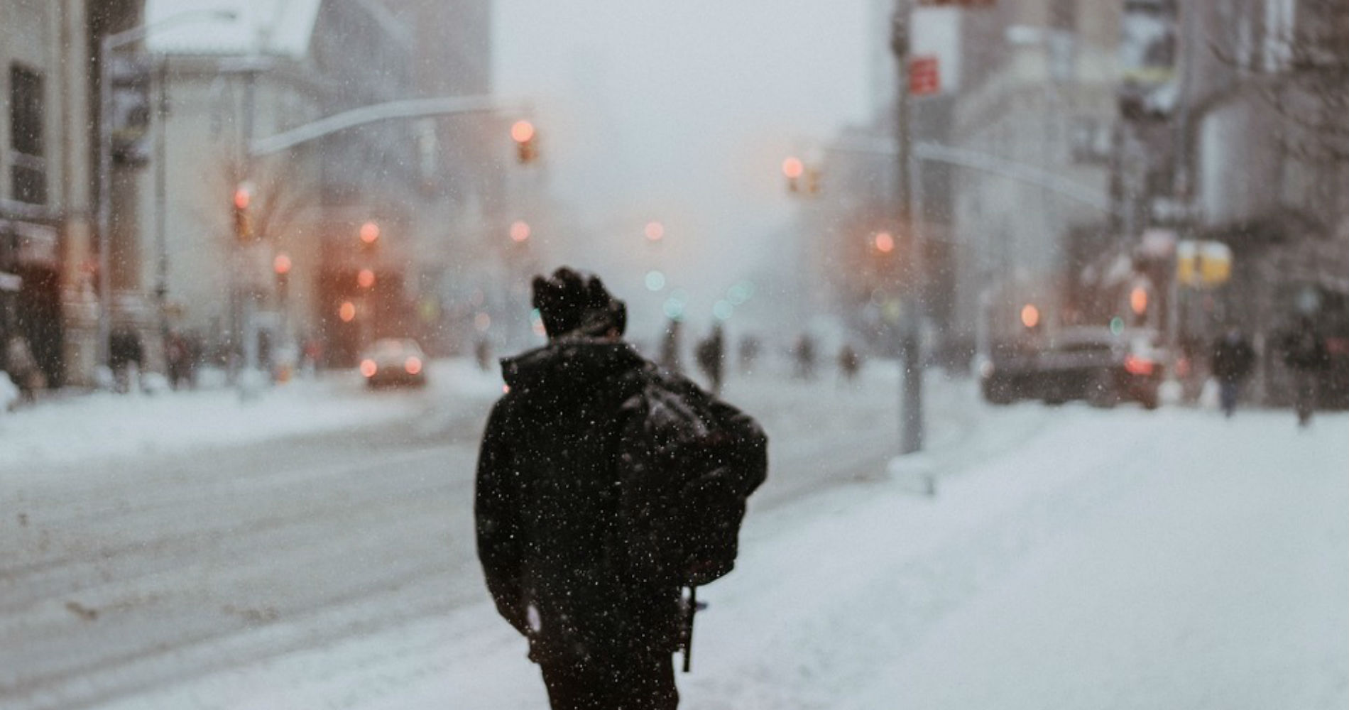 winter, new york city, NYC, snow, bomb cyclone, global warming, weather, blizzard, hs, hero