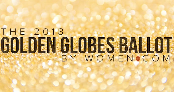 picture relating to Golden Globe Printable Ballots known as No cost Golden Globes 2018 Printable Ballot Listing -