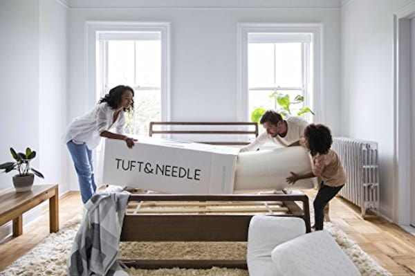 Amazon Bed In A Box - Tuft and Needle