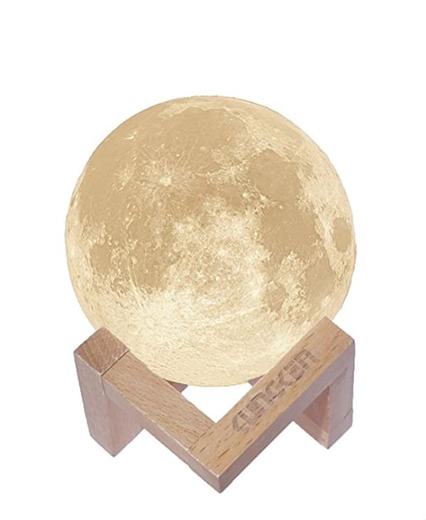 moon, moon lamp, gift, gift guide, hs