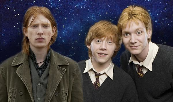 Quiz: Which Harry Potter Ginger Is Your Soulmate? - Women com