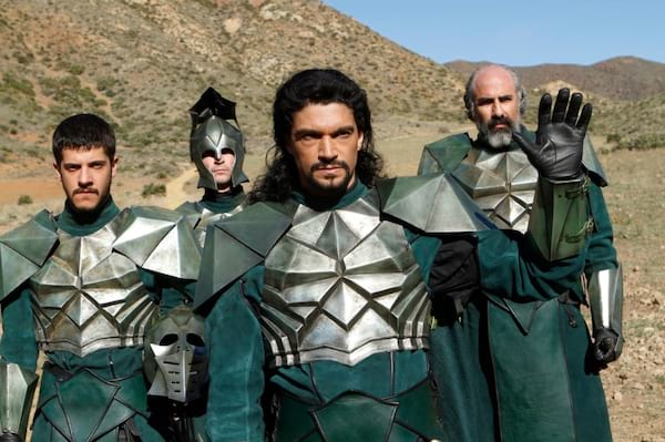 Where to watch Emerald City Online