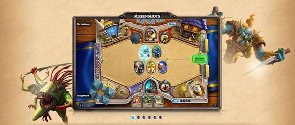 What is Hearthstone?