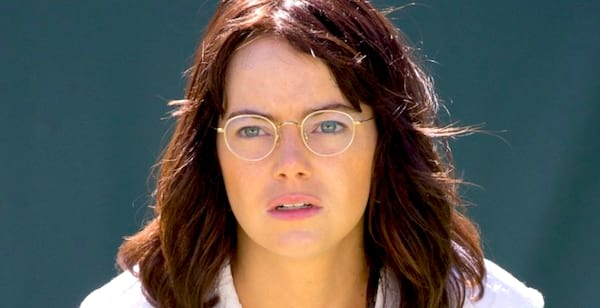 Emma Stone, battle of the sexes, smart, glasses, strong, quiz