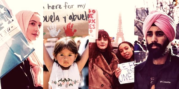 womens march, feminism, womens march photos from around the world, news, politics