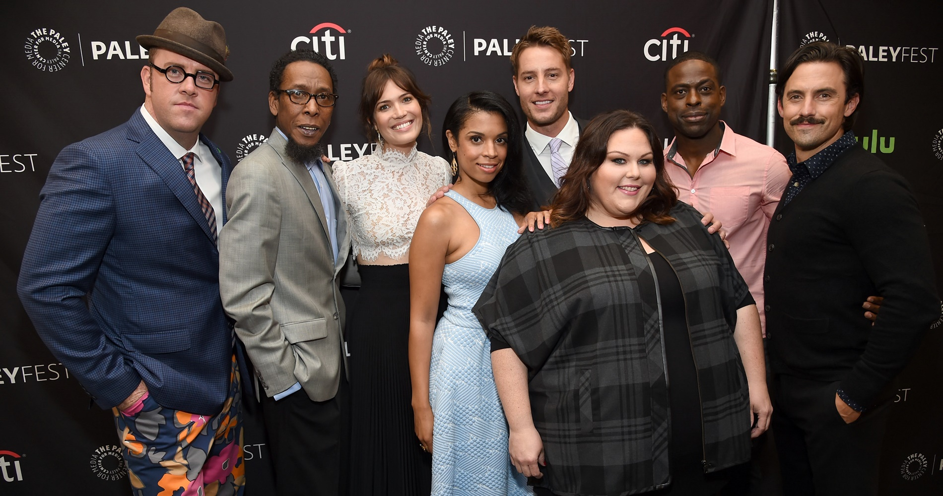 The cast of This Is Us., movies/tv, pop culture