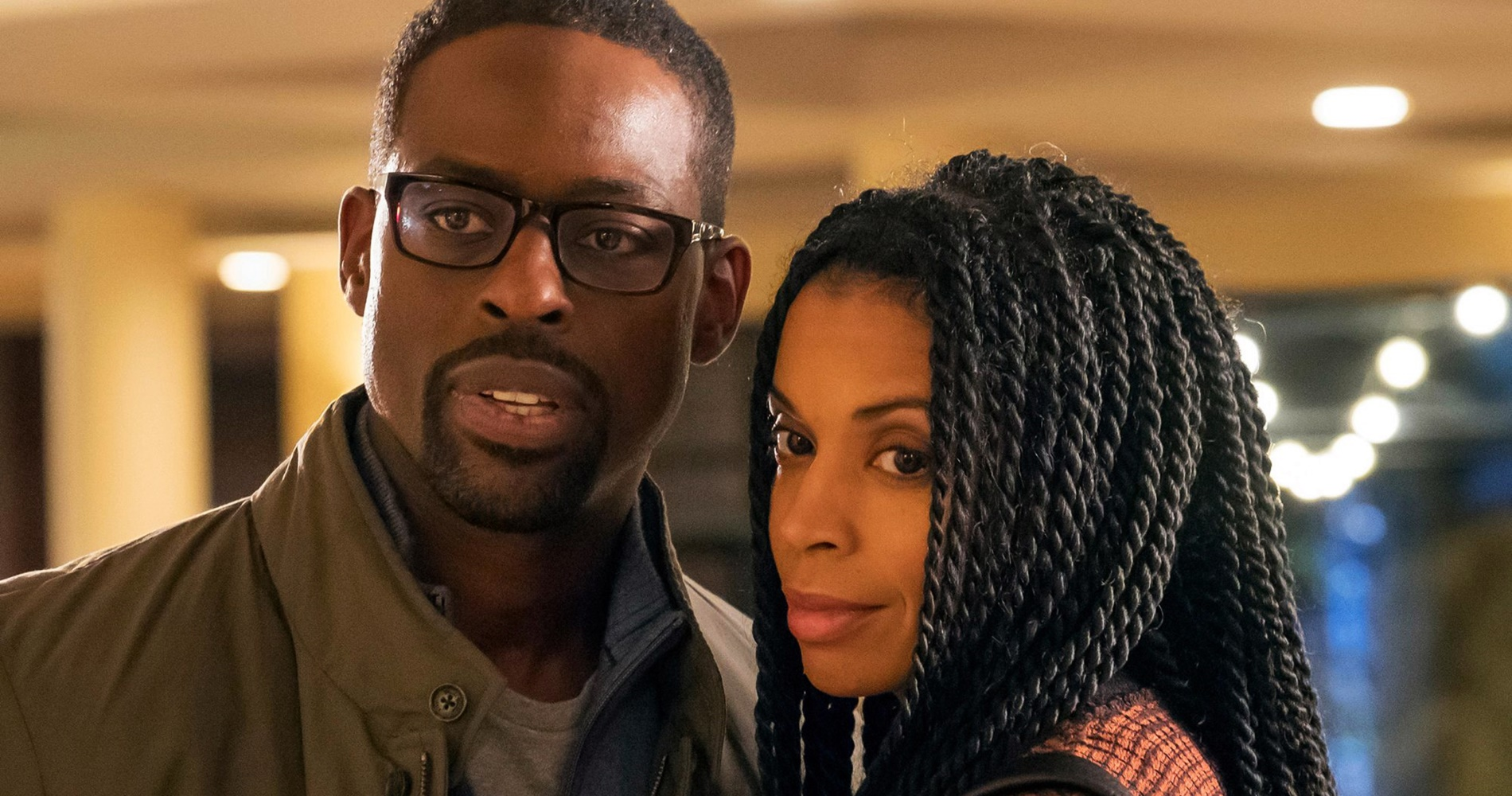 Randall and Beth from This Is Us., movies/tv, pop culture