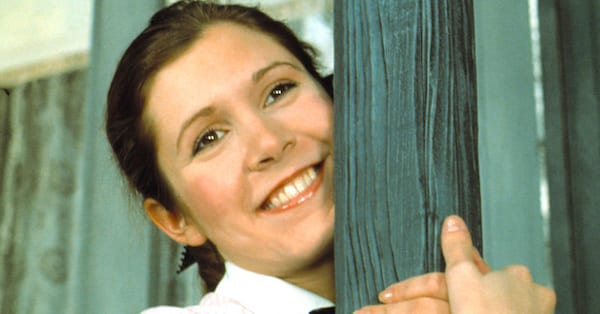 carrie fisher, 80s, juju, movies, 80s icons, happy, smart, history, baby boomers