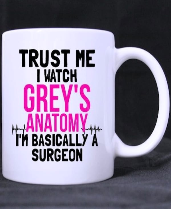 Anatomy Actually Adorable Gifts You Want 36 Grey's That qSzVpGLUM