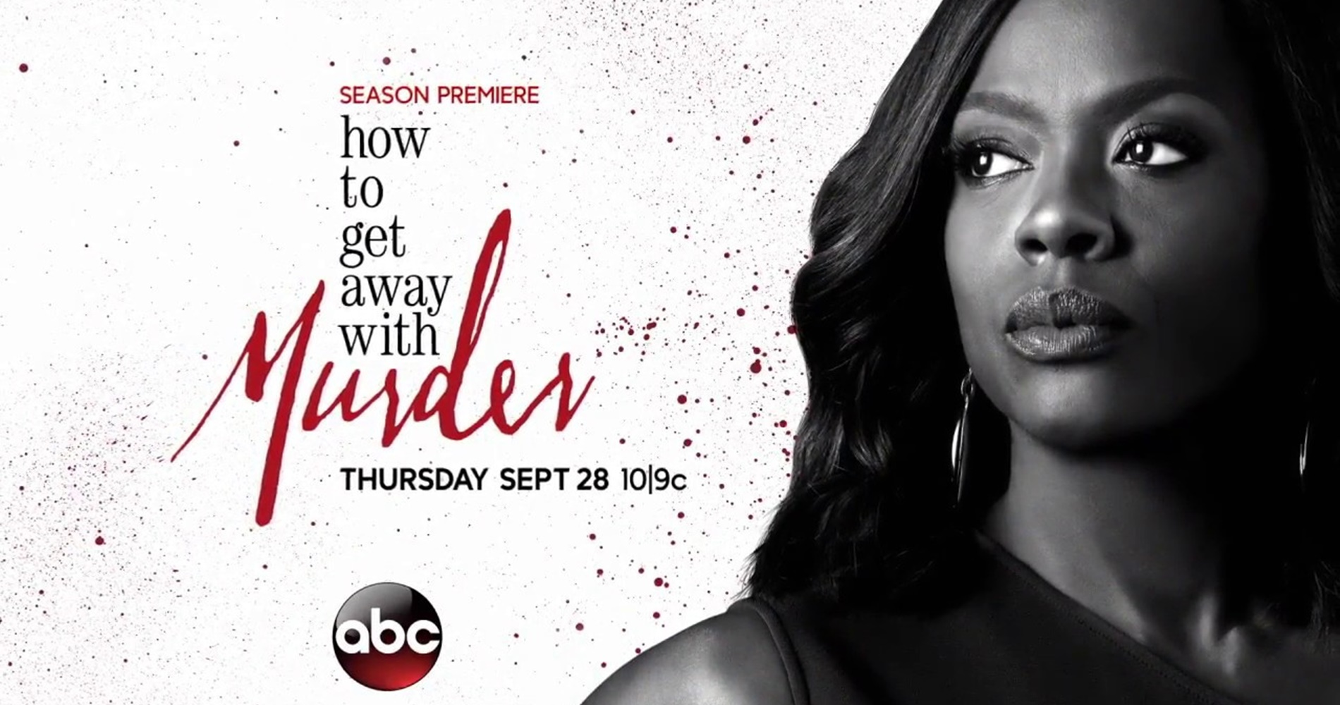 Black and white photo of Annalise from How To Get Away With Murder., movies/tv, pop culture, wdc-slideshow