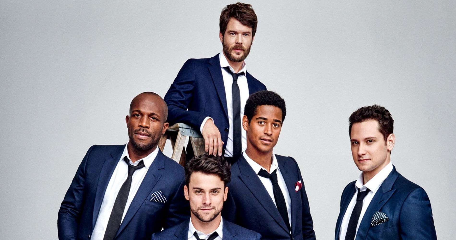The male cast members of How To Get Away With Murder., pop culture, movies/tv, wdc-slideshow