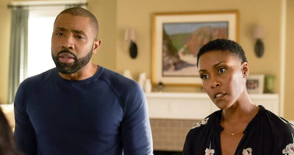 Jefferson and Lynn from Black Lightning., wdc-slideshow, pop culture, movies/tv