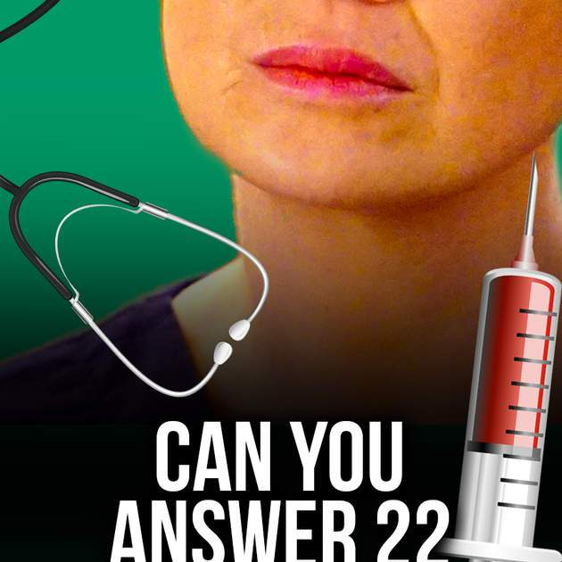 Quiz: Can You Answer 22 Basic Health Questions Every Human
