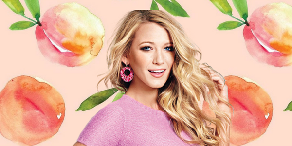 Blakelively, peaches, Southern, South, catholic, christian, religion, celebrity, celebs, culture, fashion, pop culture