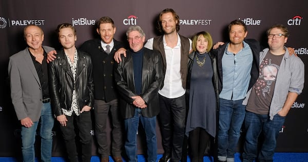 Supernatural paleyfest 2018, Jared Padalecki, jason ackles, season 14 renewed, stayed on Supernatural