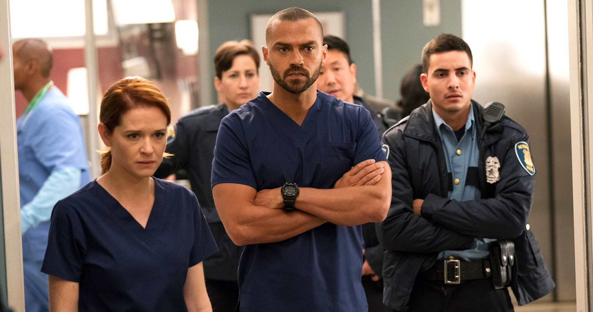 Grey's Anatomy season 14 episode 17 Kelley O'Brien, pop culture, movies/tv, wdc-slideshow
