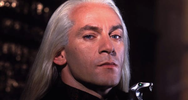 lucius malfoy, harry potter, malfoy, Death Eater, slytherin