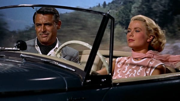 movies/tv, cars, grace kelly, Cary Grant