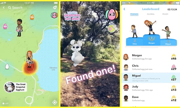 How To Collect Eggs On Snapchat, Great Snapchat Egg Hunt 2018
