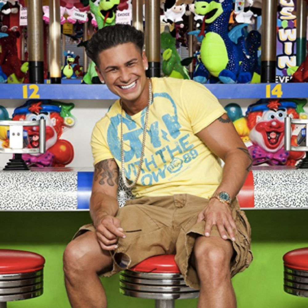 Jersey Shore Then And Now, DJ Pauly D, jersey shore, pauly d