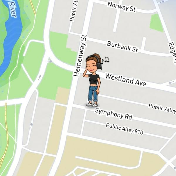 What Do The Emojis On Snapchat Map Mean? - Women com