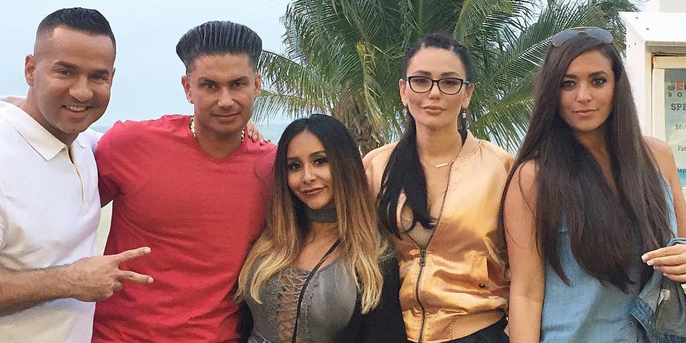 Will Jersey Shore reunion be on Hulu, jersey shore family vacation, snooki, pauly d