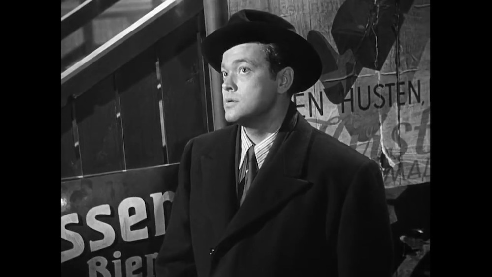 movies/tv, orsen welles, the third man