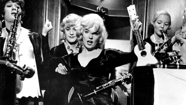 movies/tv, classic movies, Some Like It Hot
