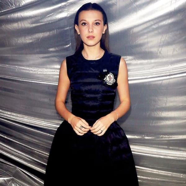 Millie Bobby Brown Instagram Then And Now, Millie Bobby Brown