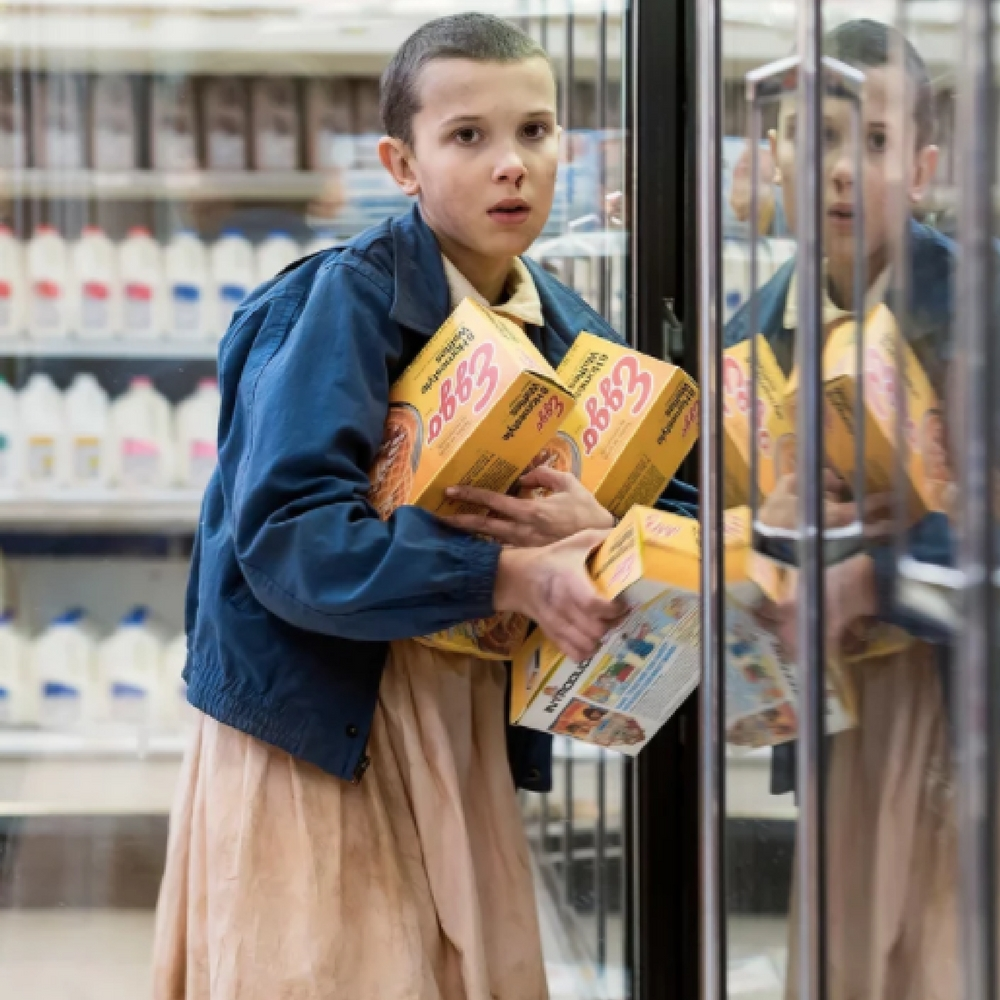 Millie Bobby Brown Instagram Then And Now, Stranger Things, eleven, Millie Bobby Brown