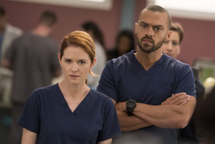 greys anatomy season 14 episode 19, greys anatomy, greys, april kepner, jackson avery