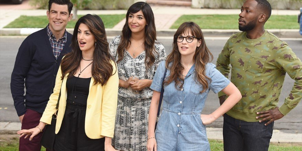 How To Watch New Girl Season 7 Online, jess day surprised, new girl season 7 cast