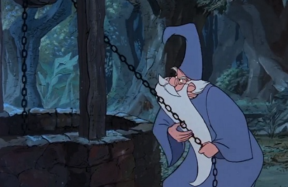 Disney, The Sword In The Stone