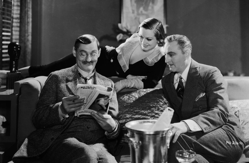 classic movies, grand hotel, Joan Crawford, john barrymore, lionel barrymore