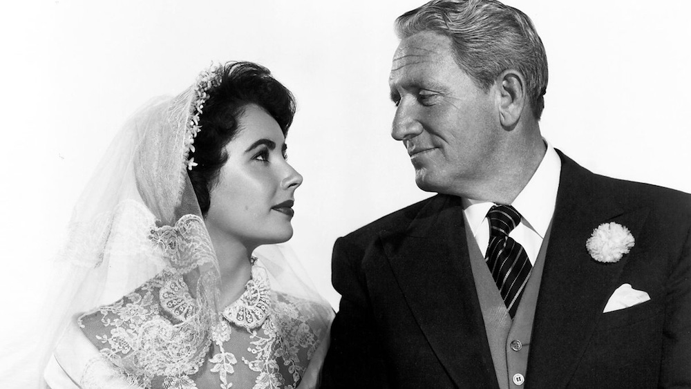 classic movies, Father of the Bride, elizabeth taylor, Spencer Tracy