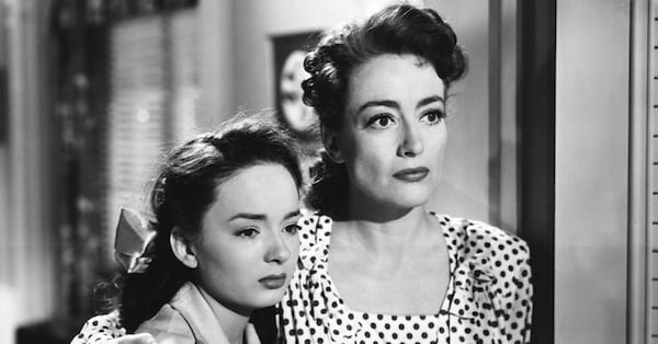 classic movies, mildred pierce, Joan Crawford