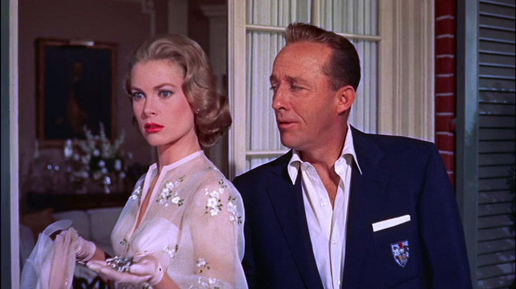 classic movies, high society, grace kelly, bing crosby