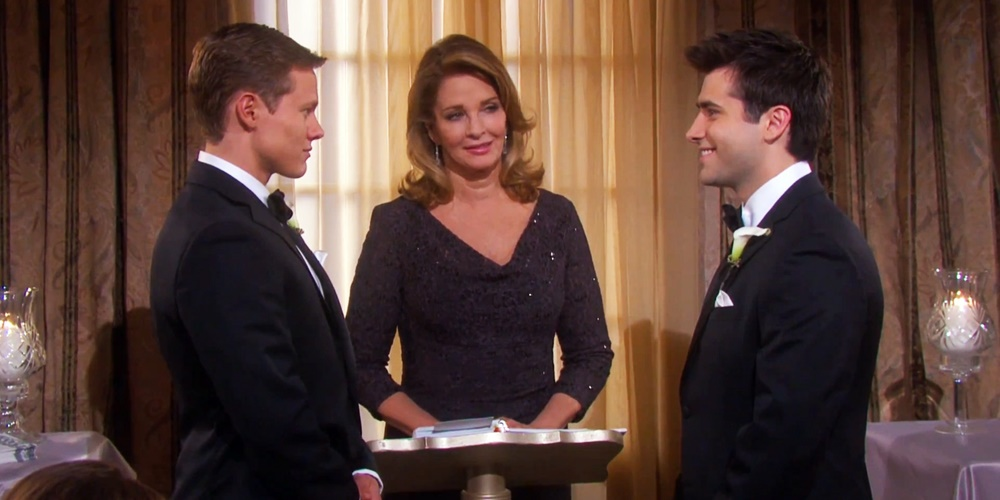 A gay marriage on Days of Our Lives., movies/tv, pop culture, wdc-slideshow