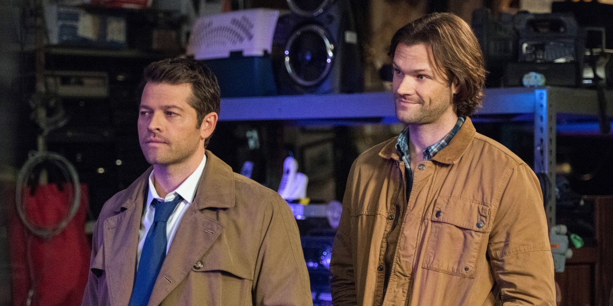 Sam and Castiel from Supernatural., movies/tv, pop culture, wdc-slideshow