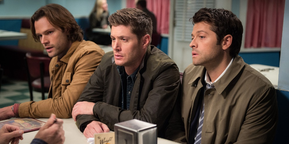 sam, dean, and Castiel from Supernatural., pop culture, movies/tv, wdc-slideshow
