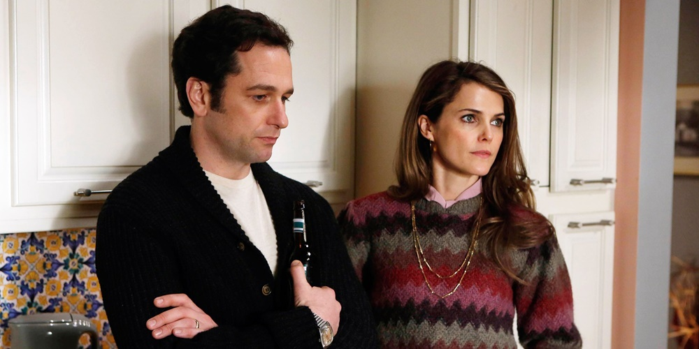 Elizabeth and Phillip from The Americans., movies/tv, pop culture, wdc-slideshow
