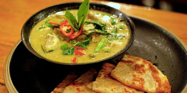 green curry, curry