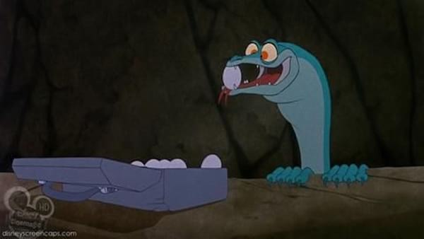 Disney, the rescuers down under