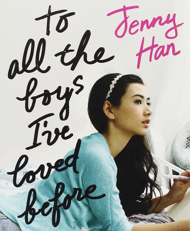 To all the boys i've loved before, jenny tan, book cover