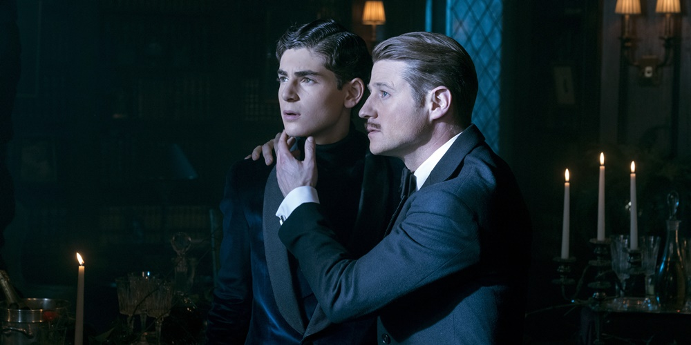 Bruce and Jim from Gotham., movies/tv, pop culture, wdc-slideshow