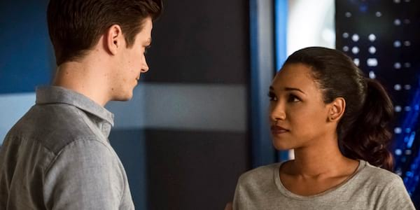 Barry and Iris from The Flash., movies/tv, pop culture, wdc-slideshow