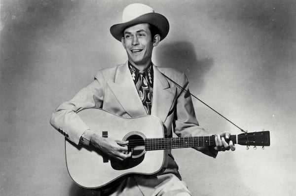 Music, hank williams