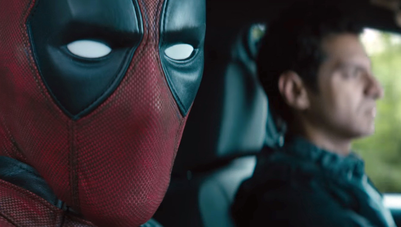 Deadpool 2 final trailer, Ryan Reynolds