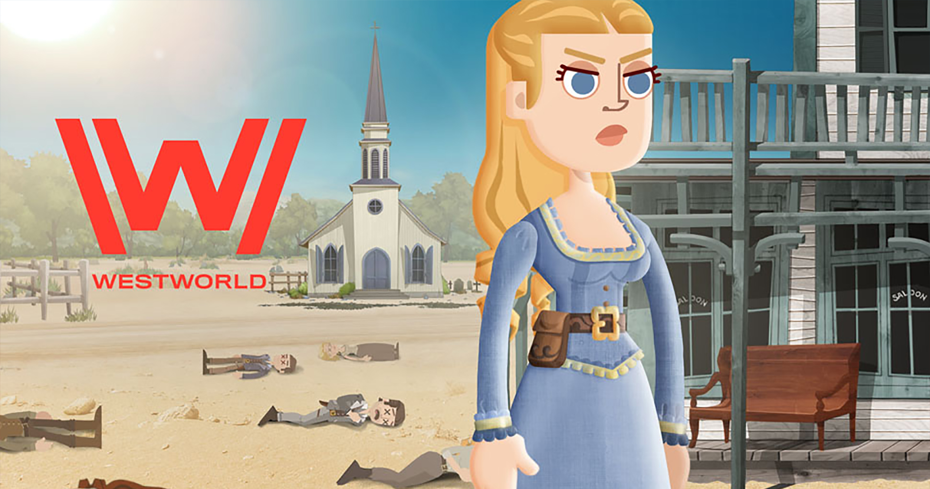 Westworld Mobile Game Release Date, HBO