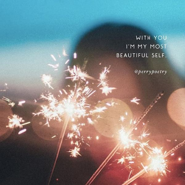 The 10 Best Poetry Instagrams You Should Be Following, poetry, poem, perry poetry visual